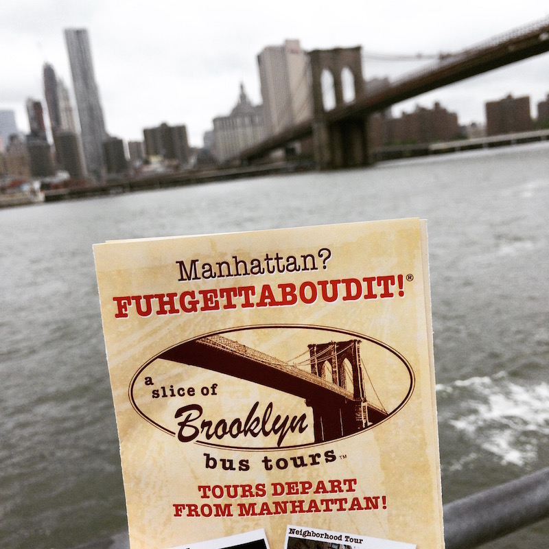 The Brooklyn Pizza Tour