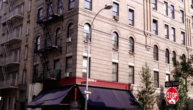 Apartment from the show Friends