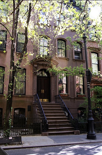 TV home to Carrie Bradshaw