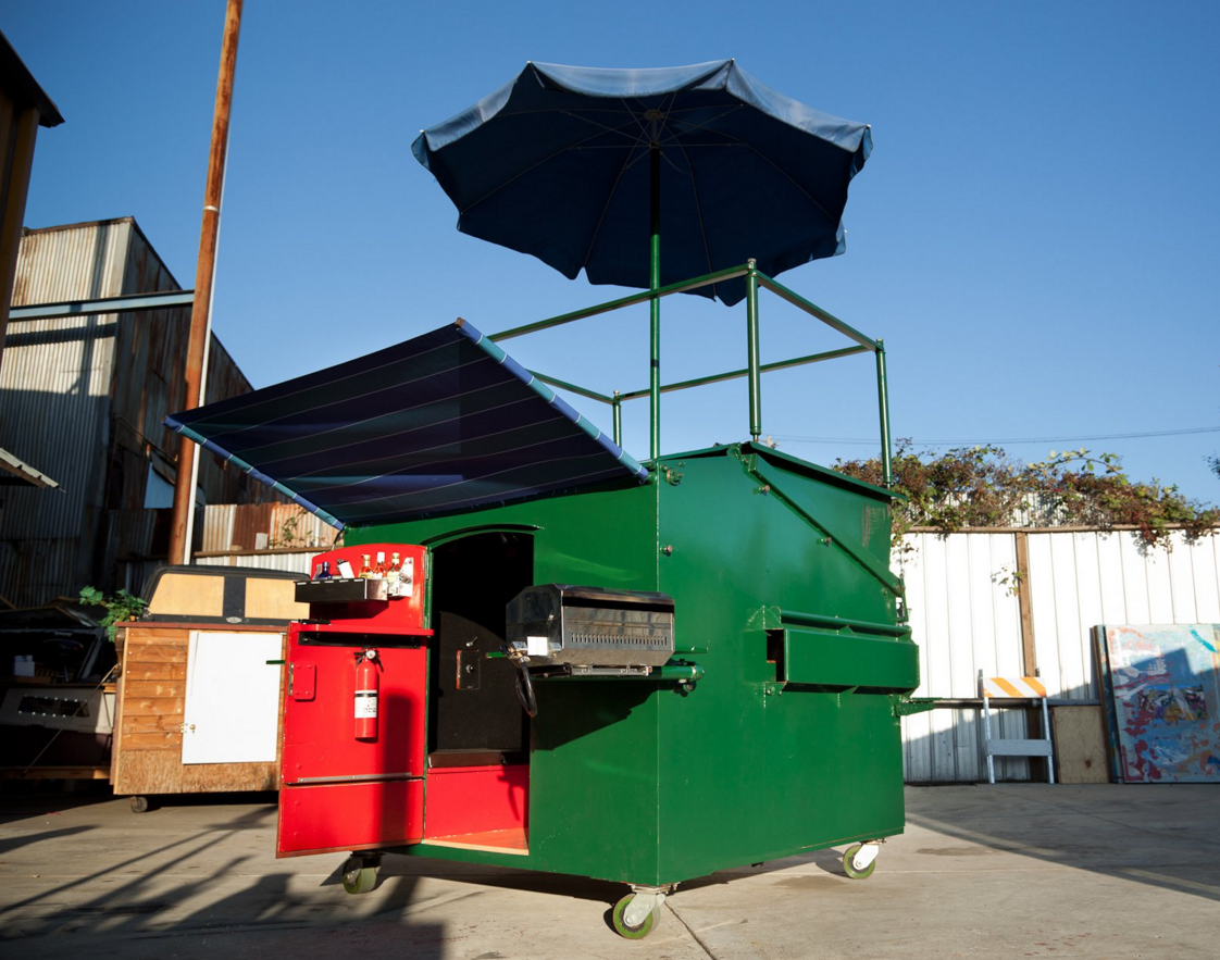 Brooklyn Dumpster for rent