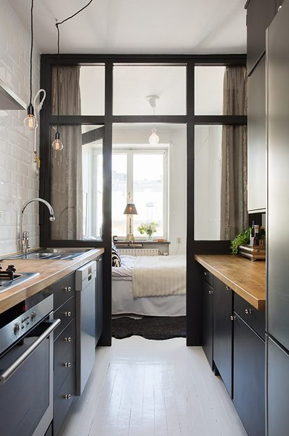 Small space living inspiration