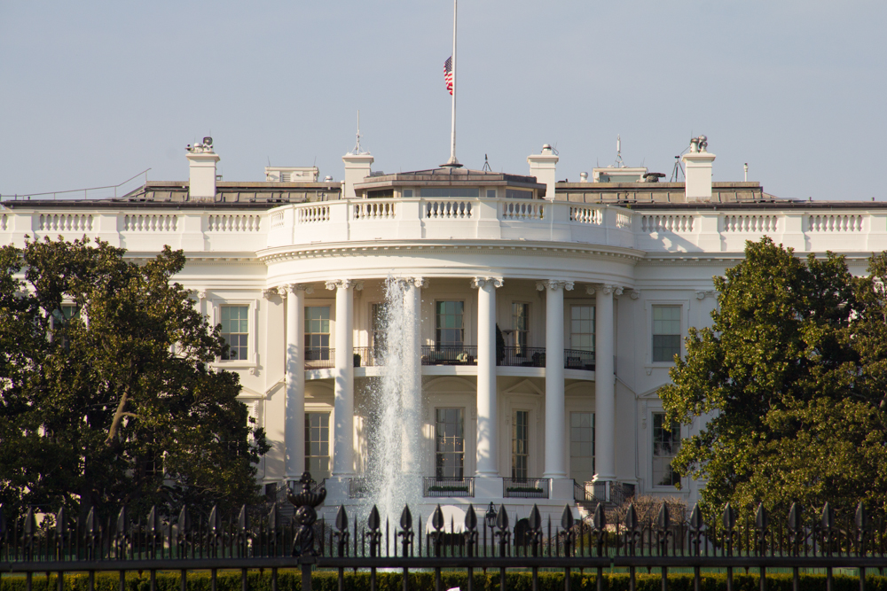 The White House, March 2016