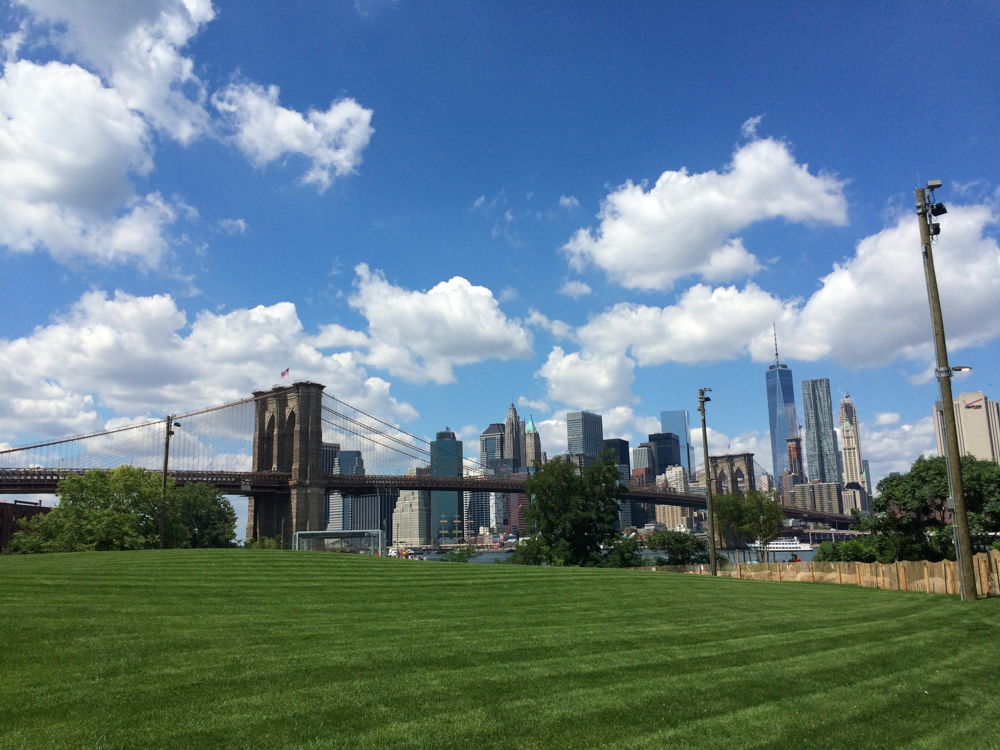 Brooklyn Bridge Park - The best Instagram spots in NYC