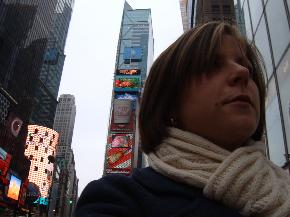 Times Square, NYC 2006